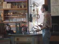 laboratoř fyziky