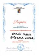 Diplom, Vítězům krajského kola