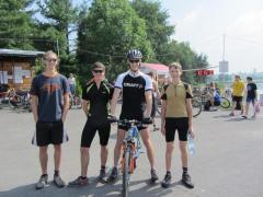 Triatlon a naši studenti