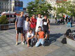 Ostravský maraton a naše vítězství ve štafetách