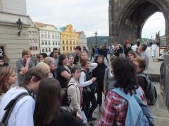 Nový  epochální výlet oktávy A, tentokráte do Prahy