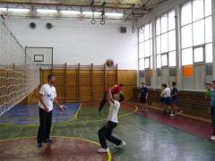 Ukázkové hodiny volejbalu