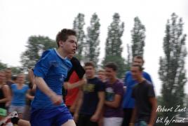 Sprint na 100 m - Martin Pešek