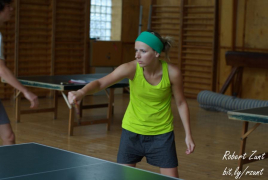 Stolní tenis - Karolína Štetiarová