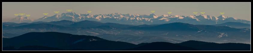 Sportovní kurz Vysoké Tatry 2012
