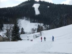 Lyžařské kurzy 2009