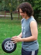 Školní frisbee tým hledá nováčky