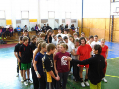 Mikulášský turnaj 2012