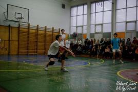 Vánočního volejbalový turnaj