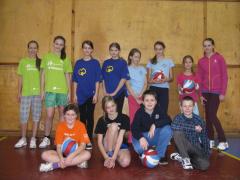 Volejbalový turnaj dvojic 2013