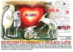 Den neziskových organizací a sociálních služeb 2013