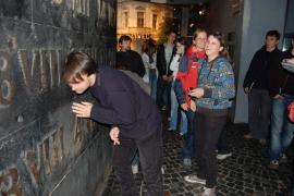 Exkurze Varšava