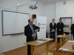 Návštěvy izrelského velvyslance p. Jaakova Levyho