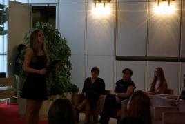 Slavnostní předávání maturitního vysvědčení 2013