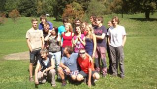 Sportovní kurz Rakousko 2013