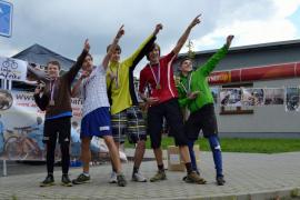 Ostravský maraton aneb Když žáci předčí své učitele