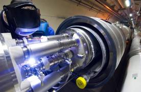 Exkurze do Evropské organizace pro jaderný výzkum - CERN