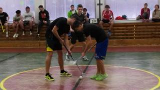 Pololetní florbalový turnaj – I. ročník
