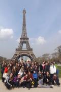 Školní exkurze Paříž a Versailles