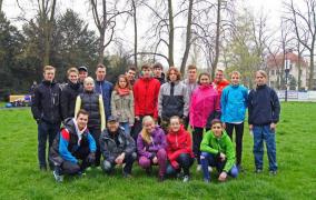 Juniorský maraton 2014