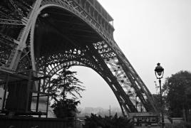 Paříž objektivem fotoaparátu