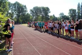Sportovní den 2014 - výsledky