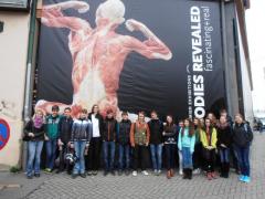 Výstava Bodies Brno
