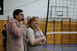 XII. ročník vánočního volejbalového turnaje