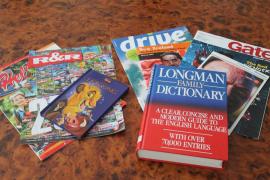 Konverzační soutěž v anglickém jazyce