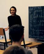 Přednáška o studiu ve Finsku