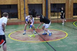 2. ročník pololetního florbalového turnaje o putovní pohár