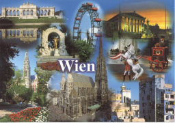 Zájezd do Vídně