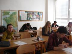 Konverzační soutěž ve francouzštině
