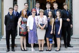 Czech-it v Praze aneb Návštěva soukromé rezidence amerického velvyslance