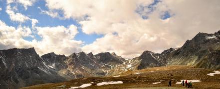 Divoká voda, skály, bumperball aneb Sportovní kurz vrakouských Alpách 2015
