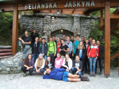Sportovní kurz Vysoké Tatry
