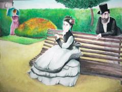 Bára Bajtková, 2A4 - Cl. Monet