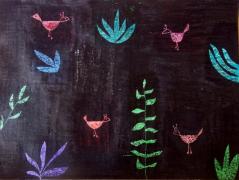 Hanka Halamová, 6B8 - P. Klee