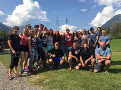 Sportovní kurz Rakousko 2016