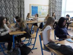 Školní kolo konverzační soutěže v jazyce španělském
