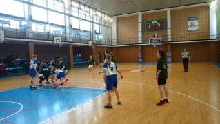 Basketbal ZŠ - krajská kola