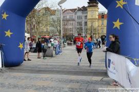 Martin Adámek (5B8) - náš nejrychlejší muž