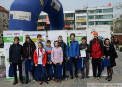 Juniorský maraton 2017 - krajské semifinále
