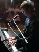 Vánoční koncert naší školy