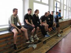 Volejbalový turnaj absolventů