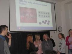 Přednáška o dentální hygieně