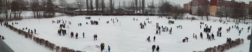Sněhuláci pro Afriku – celorepubliková akce Gymnázia, Ostrava-Hrabůvka