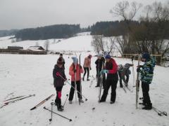 Lyžařský kurz 2B8, Velké Karlovice