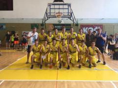 Naši studenti bronzoví na Mistrovství České republiky v basketbale!