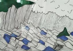 Stela Kučerová, Ilustrace z čar